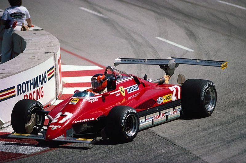 Ferrari F126CK (1982)