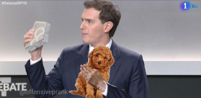 Los mejores memes del debate electoral de las elecciones 10N