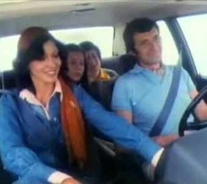 Anuncios antiguos de coches en TV