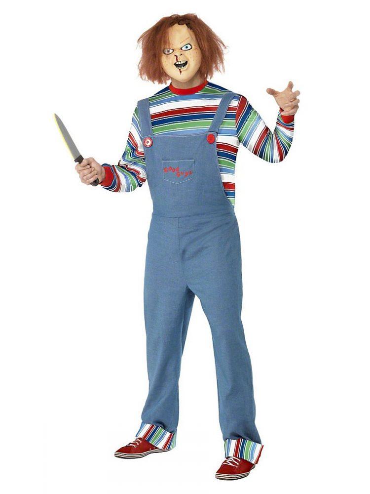disfraces halloween 15 - chucky muñeco diabolico