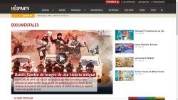 documentales hispantv