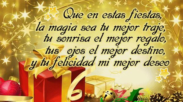 felicitaciones de navidad 13 que en estas fiestas la magia sea tu mejor traje