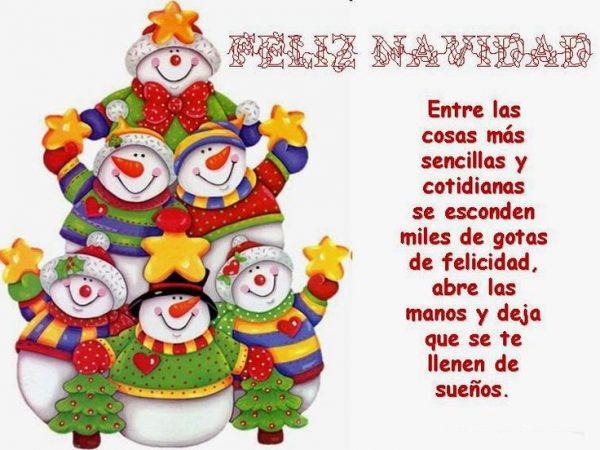 felicitaciones de navidad 5 entre las cosas mas sencillas y cotidianas se esconden miles de gotas de felicidad