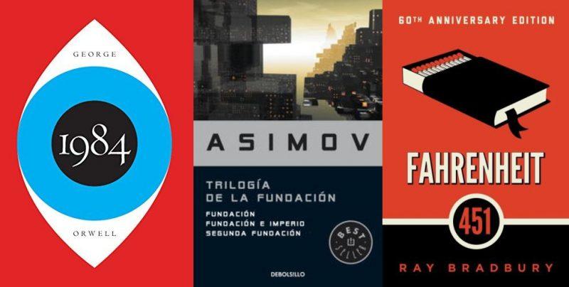 las mejores novelas de ciencia ficcion