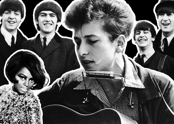Las 30 mejores canciones de los años 60