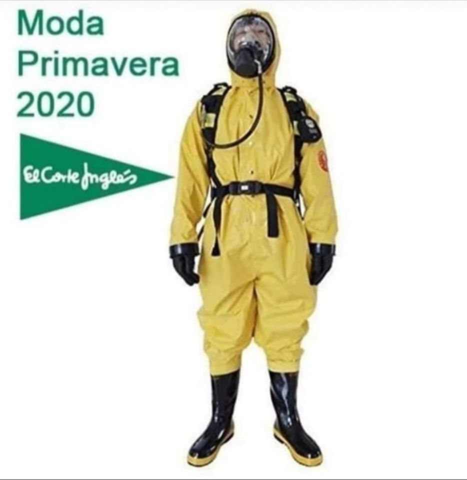 memes coronavirus moda primavera 2020