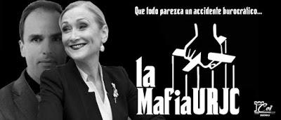 memes cristina cifuentes - el padrino la mafia urjc