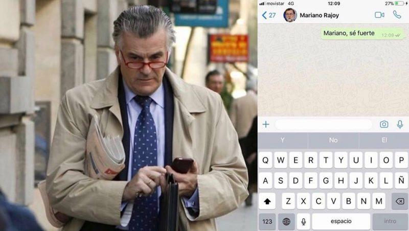 memes mocion de censura mariano rajoy - luis barcenas mariano se fuerte