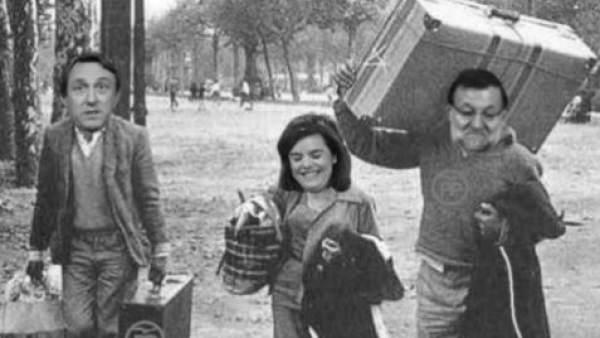 memes mocion de censura mariano rajoy - rajoy, rafael hernando y soraya saenz de santamaria al exilio