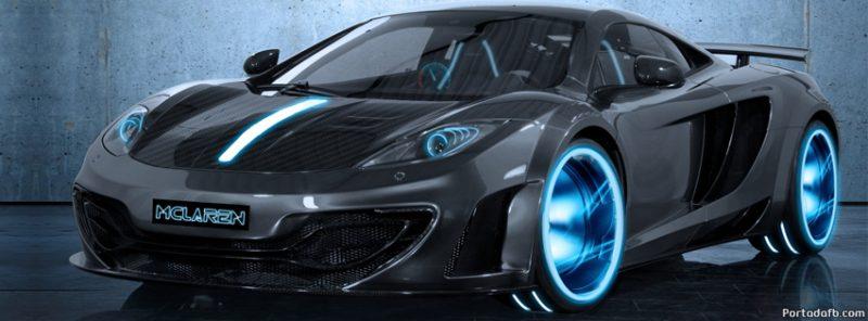 20 portadas para Facebook de coches deportivos