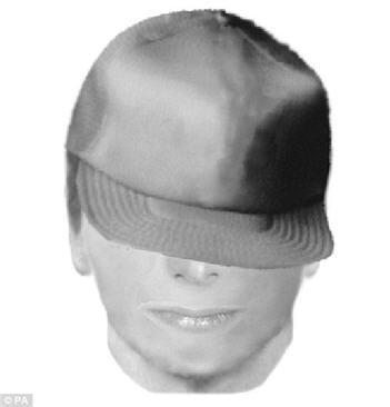 retrato robot inutil wtf - el ladron de la gorra
